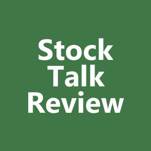 StockTalkReview Logo