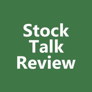 StockTalkReview Logo