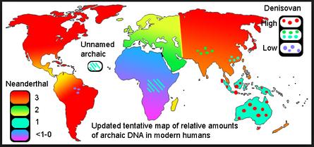 Human Genetics Map 2