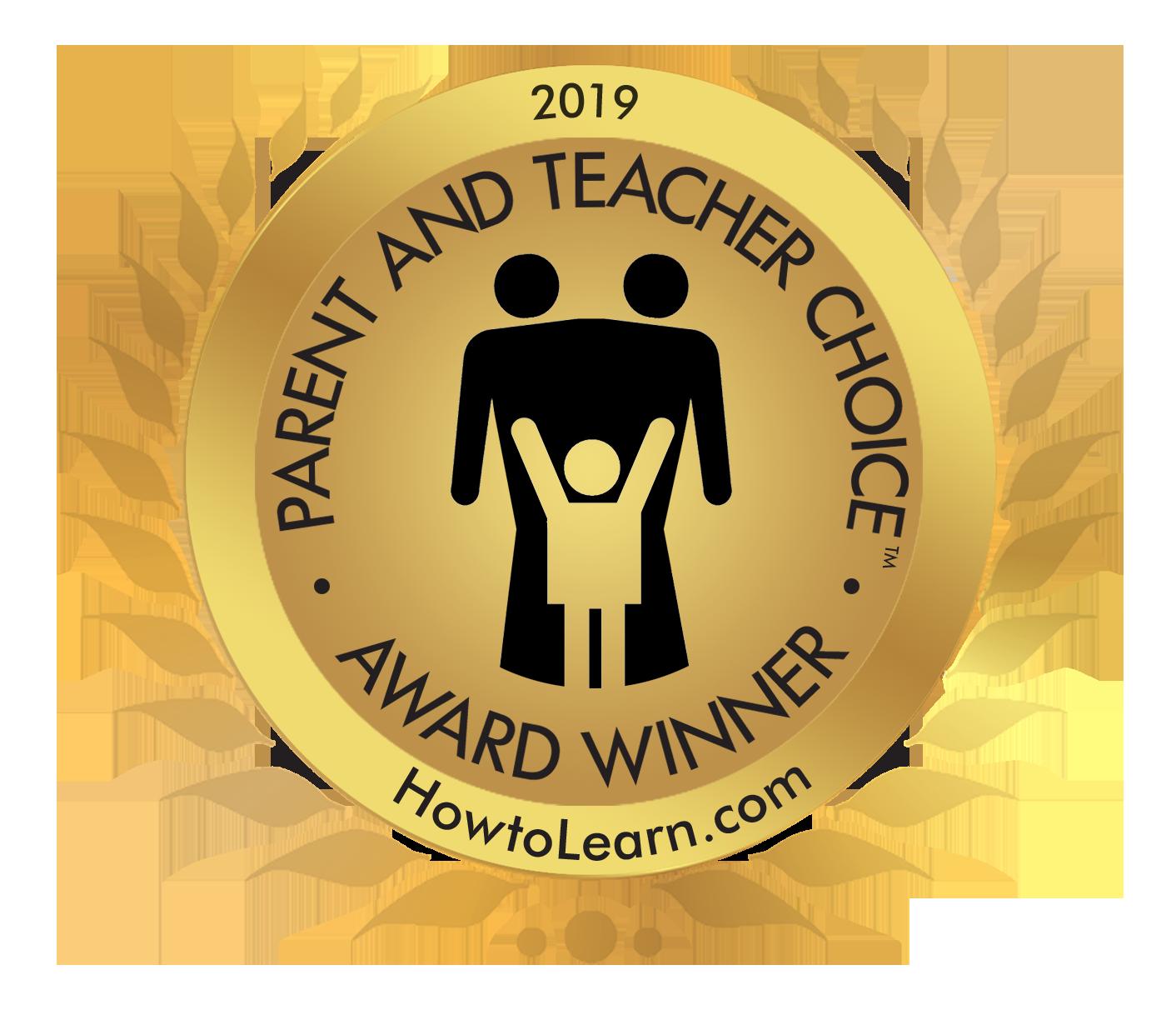 HowToLearn's 2019 Parent and Teacher award